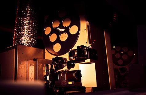 animation et projection de films