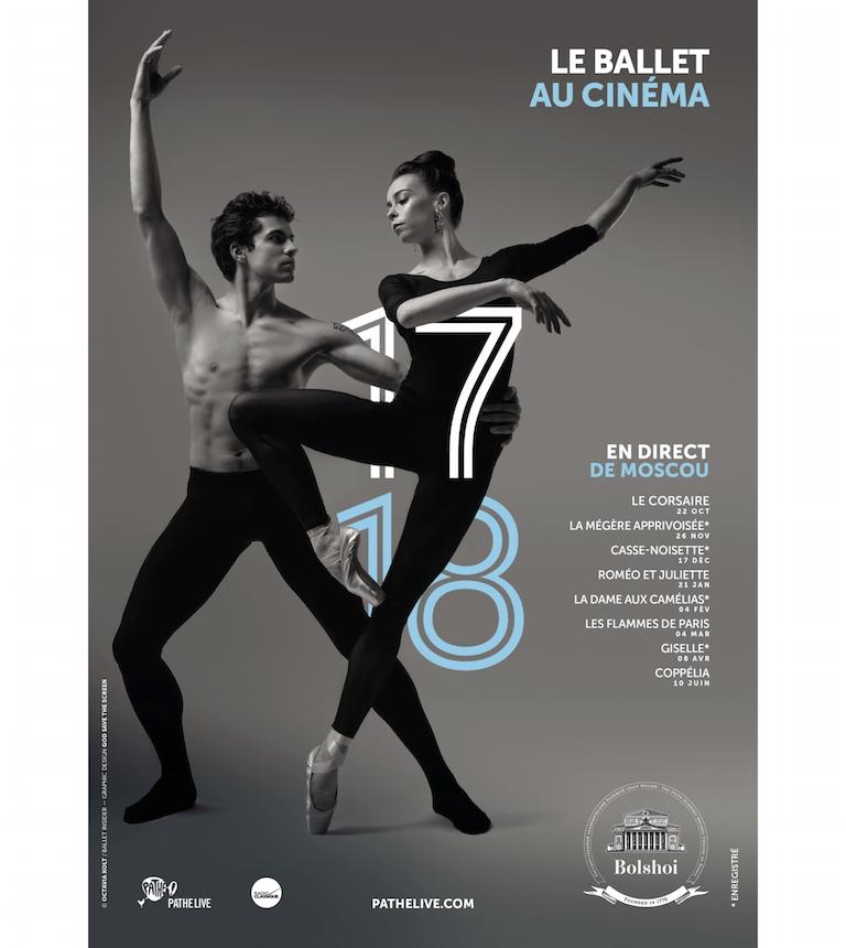 Ballet du Bolchoï – Pathé Live