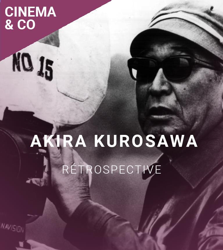 Rétrospective Akira Kurosawa
