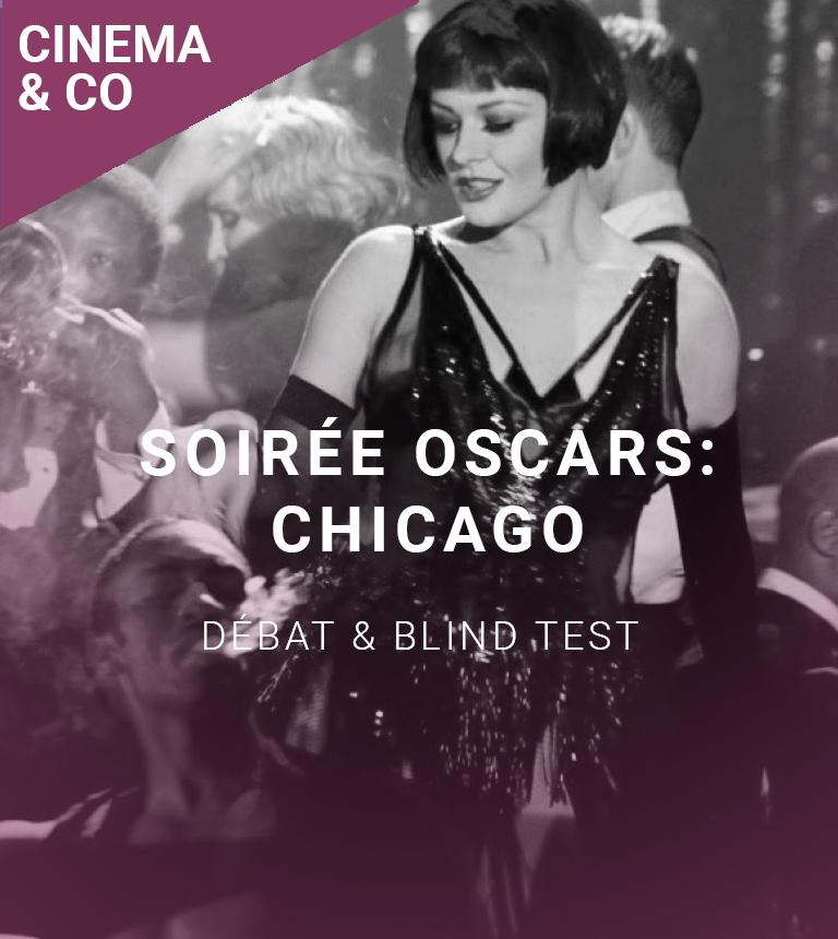 Soirée Oscars