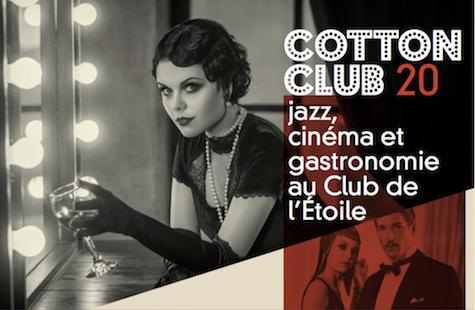 soirées thématiques cotton club