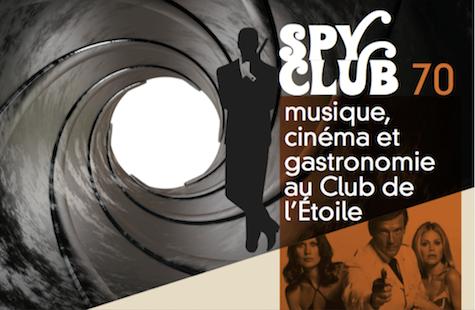 soirées thématiques spy club