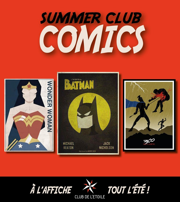 Summer Club / Comics