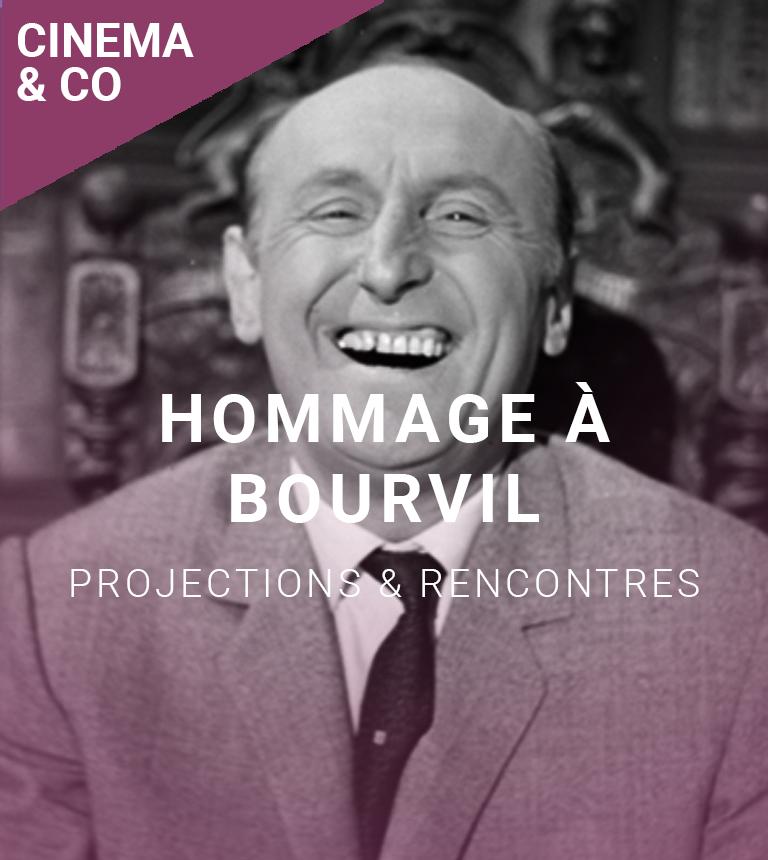 Hommage à André Bourvil – 100 ans