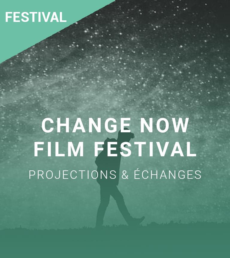 Change Now Film Festival