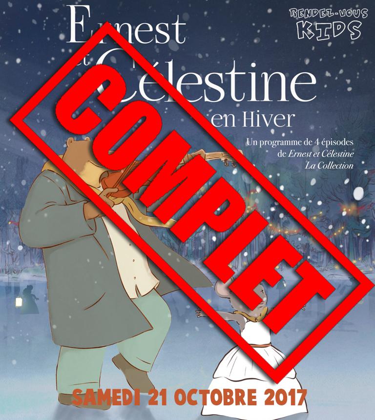 **COMPLET** Rendez-vous kids : Ernest et Célestine en hiver