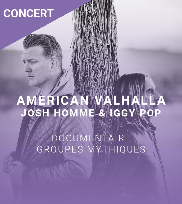 Josh Homme & Iggy Pop – American Valhalla