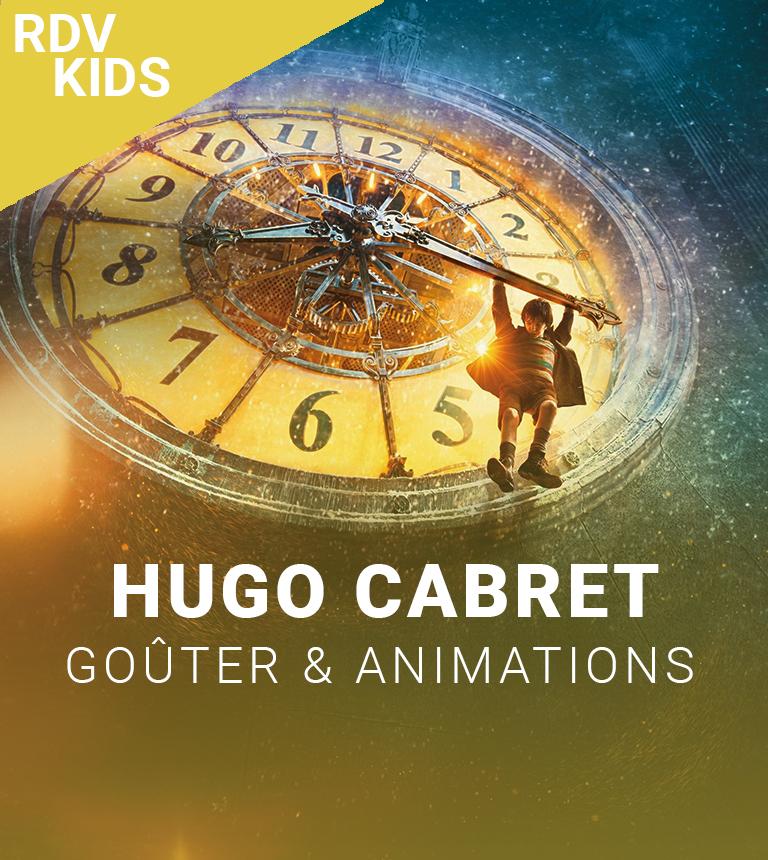 WEEK-END OSCARS : Spectacle de magie + Hugo Cabret
