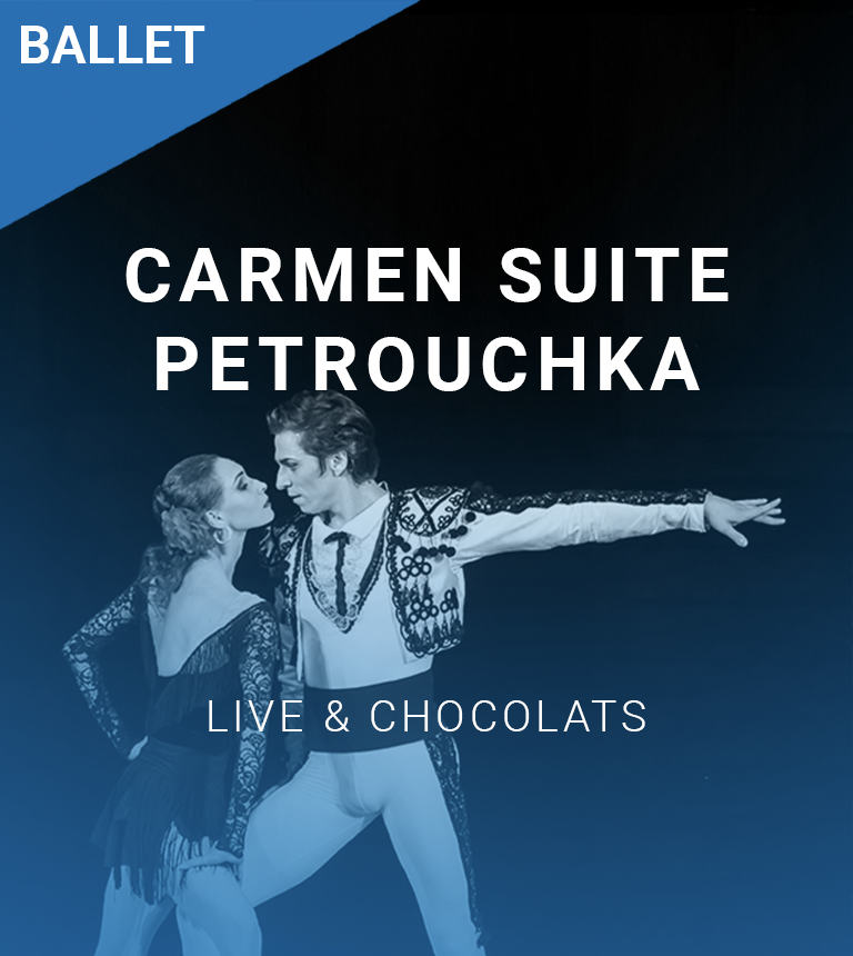 Carmen suite / Petrouchka