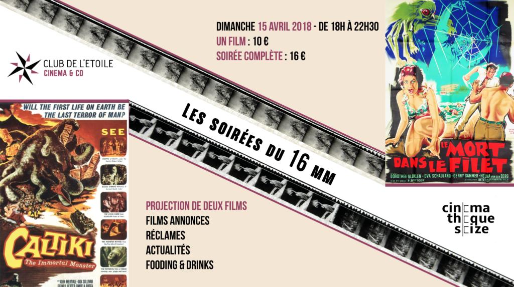 programme Cine 16