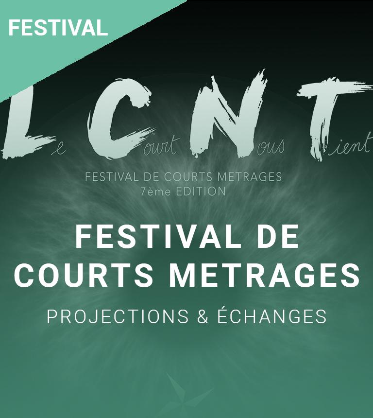 Le Court Nous Tient Festival – 7e édition