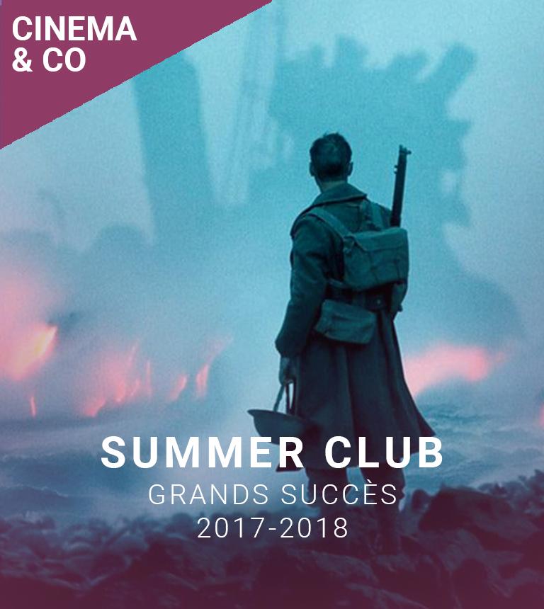 Summer Club : Grands succès
