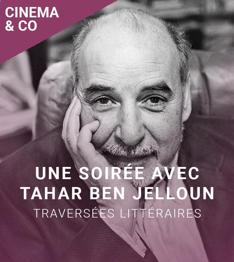 Une soirée avec Tahar Ben Jelloun & Le Faucon Maltais