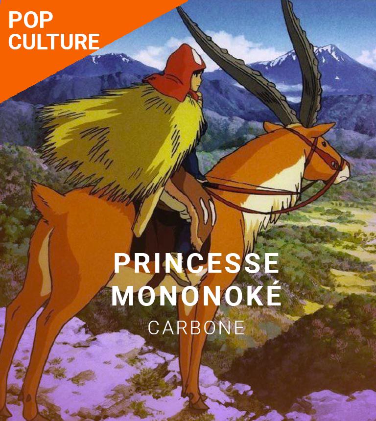 CARBONE : Princesse Mononoké