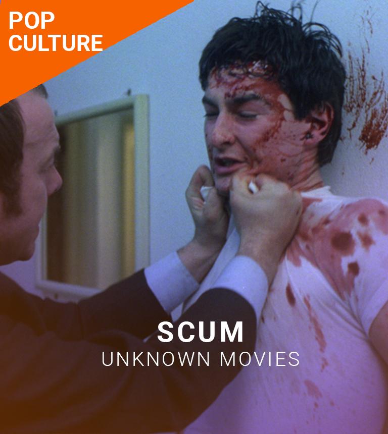 UNKNOWN MOVIES : Scum