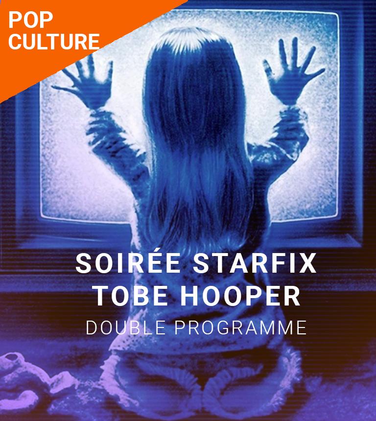 Double affiche STARFIX : Poltergeist & Lifeforce