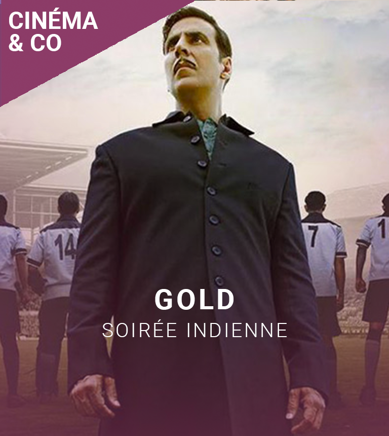 Soirée Indienne – GOLD