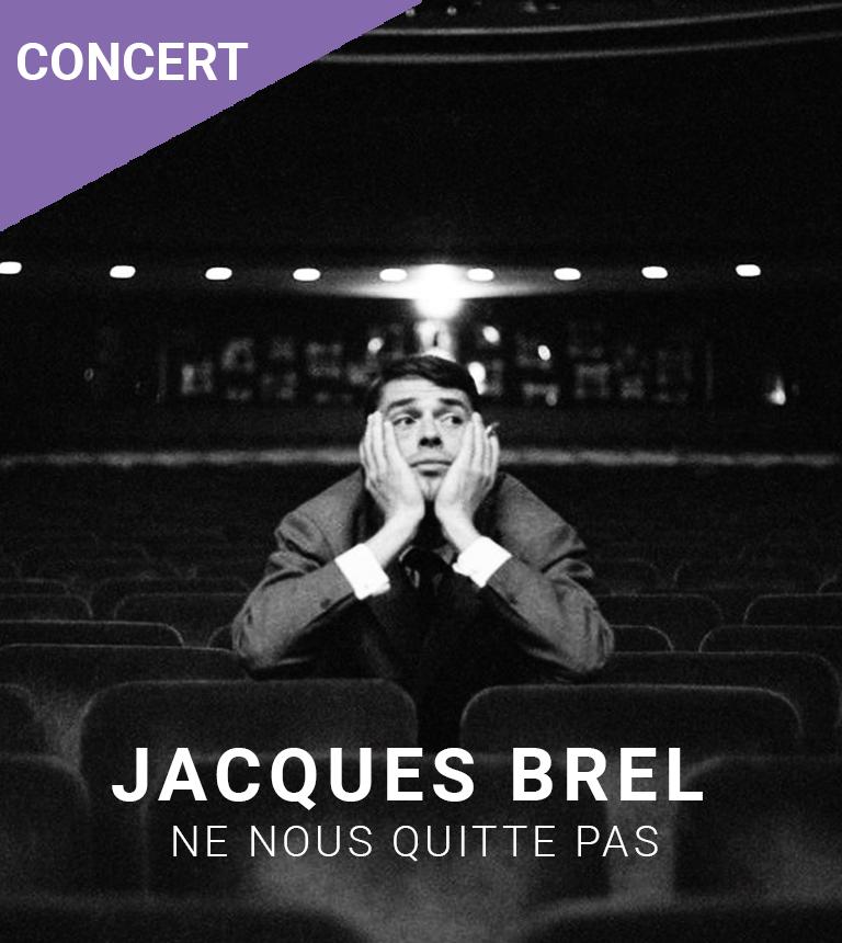 Jacques Brel : Ne nous quitte pas