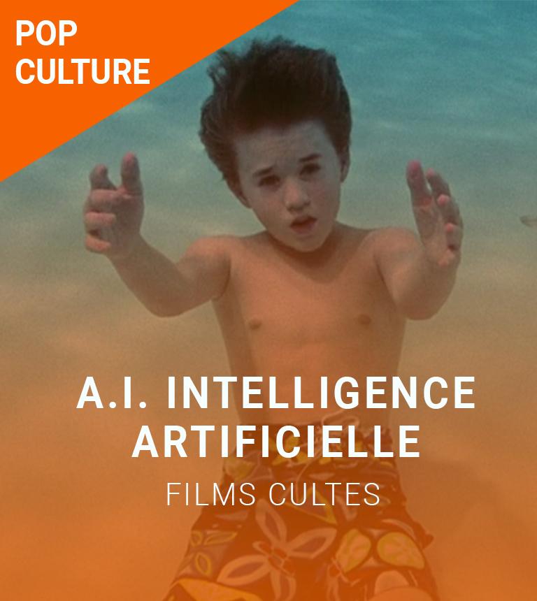 BiTS X NoCINE : A.I. Intelligence Artificielle