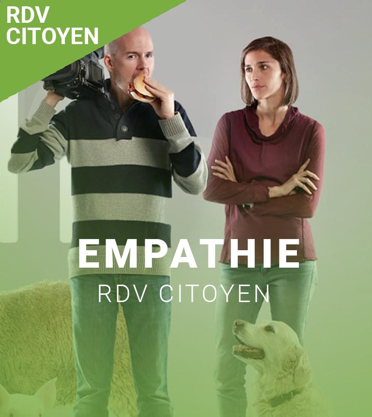 AVP Empathie – Rendez-vous Citoyen suivi d'un débat