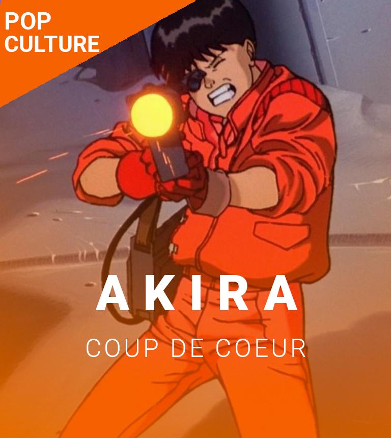 Projection Coup de coeur #2 : Akira (1988)