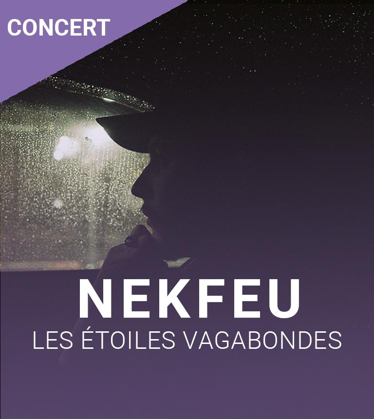 Les Étoiles vagabondes – Nouvel album de Nekfeu au cinéma