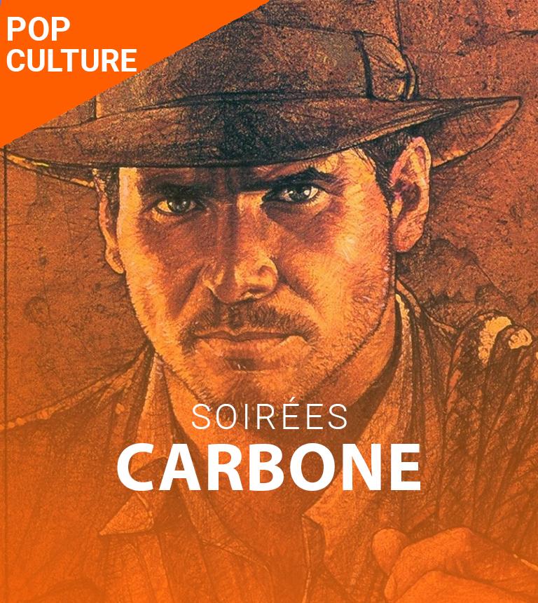 Retrouvez toutes nos soirées avec Carbone