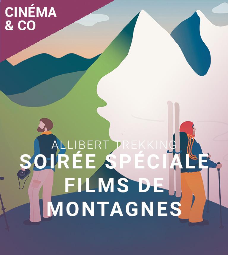 Soirée spéciale films de montagne – Allibert Trekking