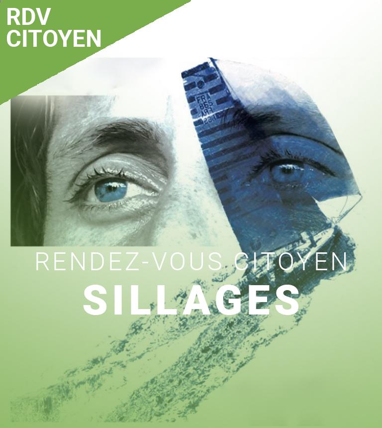 Sillages – Nos rendez-vous citoyen
