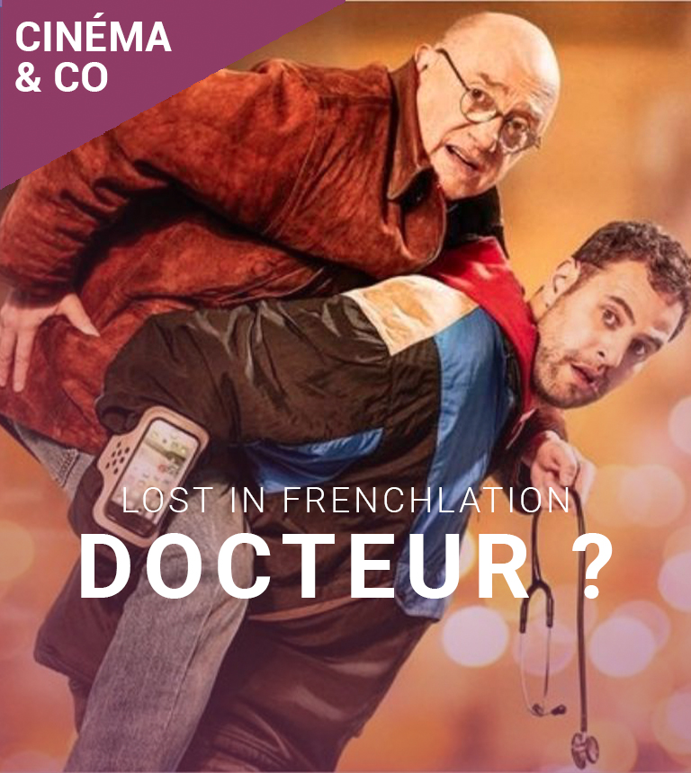 Docteur ? – Lost in Frenchlation